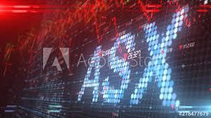 Asx Australian Securities Exchange Stock Market Index Chart