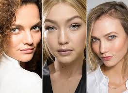 fall winter 2016 2016 makeup trends natural no makeup look