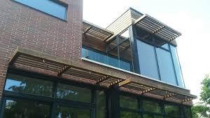 Trellis Modern Design Modern Design Incorporating Wood Trellis Over Windows Wood