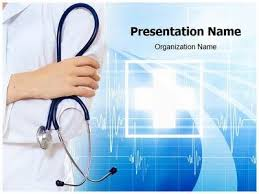 Medical Background Powerpoint Presentation Template Is One
