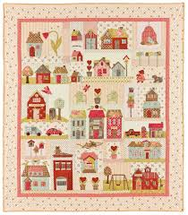 Tiny Town - Block of the Month - Patterns & Tiny Town Adamdwight.com