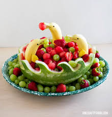 Dolphins and Waves Fruit Bowl