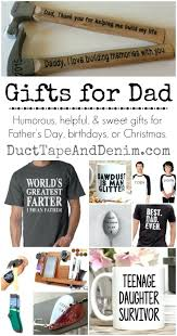bday gifts for dad fun gift ideas men birthday dads 60th