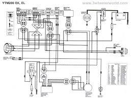 fine best yamaha blaster wiring diagram secret pictures for 200 wiring diagram for yamaha blaster new fantastic 74 rd 200 and