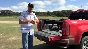 2015 Chevy Colorado Bed Accessories - YouTube