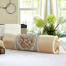 Cylindrical Decorative Pillows
