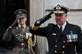 Military chief Mark Mellett handed extra year in charge of forces ...