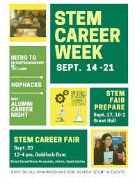 What Are Stem Careers Stem Career Week Sept 14 21 Career Center