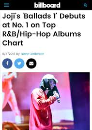 Billboard Hip Hop Charts