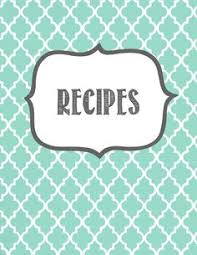 recipes cover page template. Exellent Cover Thinking Of Creating A Recipe Binder For My Own Place  Printable Recipe  Page Throughout Recipes Cover Page Template P