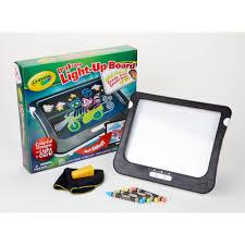 Kids Light Board Crayola Dry Erase Light Up Board Art Set Ages 5 Walmart Com