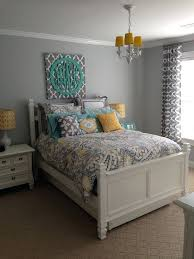 Turquoise And Gray Bedroom Decor Paisley Bedding From Lamps From Target  Custom Drapes Girls Teen Or A Turquoise Curtains Bedroom Turquoise And Gray  Bedroom ...