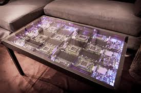 Computer Coffee Table Motherboard Coffee Table Imgur