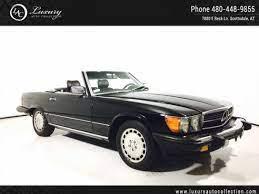Convertible 1988 Mercedes Benz 560 Sl With 2 Door In Scottsdale Az 85260 Mercedes Benz Mercedes Benz 500 Benz
