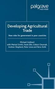 Developing Agricultural Trade   SpringerLink