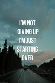 Starting Over Pictures Photos And Images For Facebook Tumblr Magnificent Starting Over Quotes