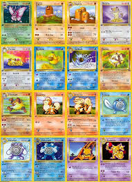 Pokemon Card Printable Printable Pokemon Cards Pdf Download Them And Try To Solve