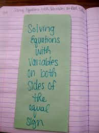 variables on both sides worksheet math worksheets solving equations with variables both sides