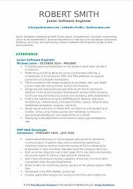 professional software engineer resumes software engineer resume samples qwikresume