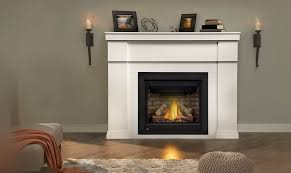 Imperial Gas Fireplace Mantel by Napoleon