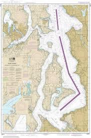 18474 Oak Bay To Shilshole Bay Puget Sound