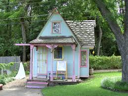 outdoor playhouse for girls designs