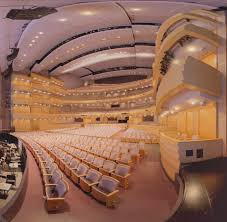 Overture Hall Overture Center For The Arts Madison Wisc