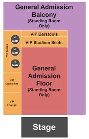 Mercury Ballroom Seating Chart Louisville