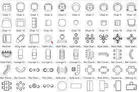 floor plan symbols. Perfect Floor Floor Plan Symbols Image Collections Free Symbol Design Online In
