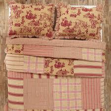 Elaine Rouge Twin Patchwork Quilt 86x68 - Walmart.com &  Adamdwight.com
