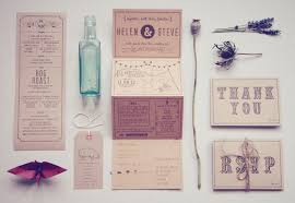 country inspired wedding invitations by bridges and eggs via oh so beautiful paper 4
