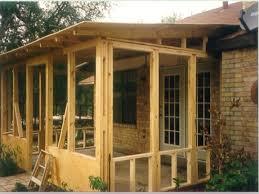 screened porch plans diy do it yourself screen design home ideas