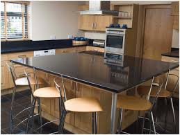 Black Wood Kitchen Table Kitchen Contemporary Brown Kitchen 1000 Ideas About Kitchen
