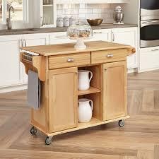 Kitchen Center Amazoncom Home Styles 5099 95 Napa Kitchen Center Natural