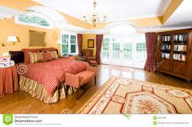 Large Master Bedroom Large Master Bedroom With Window Light Royalty Free Stock Image