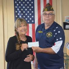 VFW Post 1405 makes donation the MCES   Front Page   hoosiertimes.com