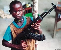 Image result for children armed