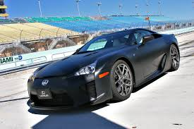 2012 Lexus LFA Pricing Details: Lease One For Just $12,398.44 Per ...