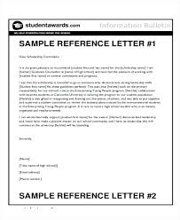 Recommendation Letter For Student Scholarship Student Letter Of Recommendation Template Site Image With Student