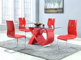 Red dining table set Black Red And Black Dining Room Set Red Dining Room Set Medium Size Of Dining And Black Racingdesantanderinfo Red And Black Dining Room Set Racingdesantanderinfo