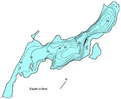 Snipe Lake Depth Chart Local Area Roche Lake Resorts