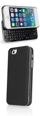 Keyboard Buddy iPhone 5 Case Polycarbonate Cases and Covers