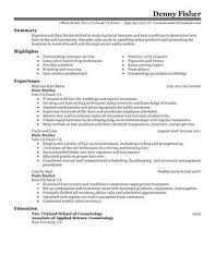 Impactful Professional Personal Care Services Resume Examples