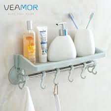 toilet organizer bathroom storage box self adhesive organizer toilet storage rack wall shelf kitchen organizer hanger