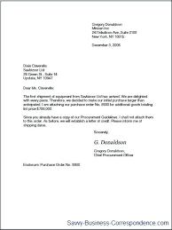 Official Letter Format Australia Business Letter Encl Statement Sample Format Australia With
