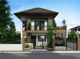 Two Story House Plans Series : PHP-2014012 - Pinoy House Plans