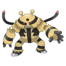 Small Picture Electabuzz coloring pages Hellokidscom
