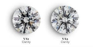 Vs2 Diamond Chart Vs2 Vs Vs1 Diamond Clarity Comparison