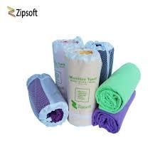 Ultra Light Towel Zipsoft Ultralight Compact Quick Drying Towel Microfiber