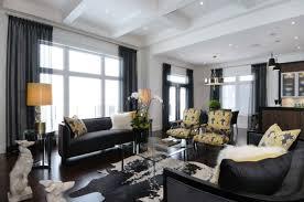 cowhide rug living room dark dignified dry niyef cowhide rug with black sofa sets and glass cowhide rug